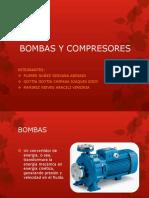 Bombas y Compresores Diseño de Plantas