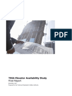 Elevator Availability Study Ontario