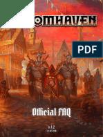 Gloomhaven Faq 1.2