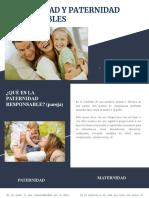 Maternidad y Paternidad Responsable