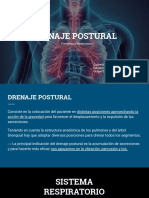 Drenaje postural