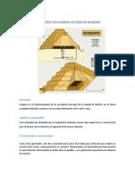 4.1la Pirámide Escalonada de Zoser en Saqqara