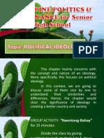 Political Ideologies2