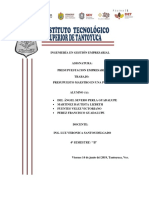Presupuesto Maestro Tortilleria Azuara