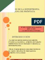 ABORDAJE DE LA HIPERTROFIA BENIGNA DE PRÓSTATA.pptx