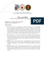 ME91 NumMethodsForME PS1andMP1 AY2019 20 SemA Revised
