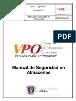 Manual de Seguridad en Almacenes V2 - 2019