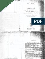 10 - Nietzsche - De La Utilidad y de Los Inconvenientes de Los Estudios - 44 Copias