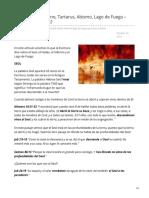 Miespadaeslabiblia.com-Seol Hades Infierno Tartarus Abismo Lago de Fuego Qué Dice La Biblia
