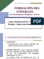 formacion de contratos