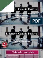 Liderar El Cambio Positivo-exposión Final (1)