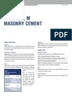 CEMEX Masonry Cement