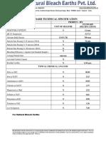 Standard Technical Specification Probent-sp4 (1)