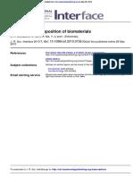 Bocacini (Electrophoretic Deposition  of Biomaterial)