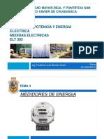 Medidas Eléctricas desarrollo 2