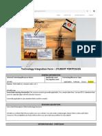 tel 311 - technology integration-portfolio - taylor webb