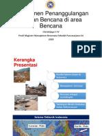 Manajemen Penanggulangan Korban Bencana di area Bencana.pdf