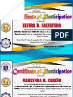 Certificates for Lac Revised
