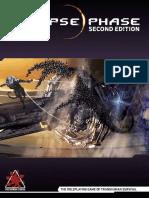 Eclipse Phase 2e - Core Rulebook