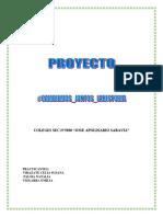 PROYECTO DE BULLYING COL. N° 5030