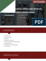 Aplicacion ACP, AF y MDS