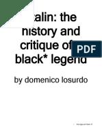 Domenico Losurdo, David Ferreira - Stalin_ the History and Critique of a Black Legend (2019)