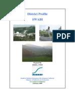 Districts Profile Swabi