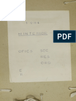 Documentos secretos del Ministerio del Interior (1984)