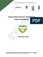 Caracterizacion de Puerto Bermudez