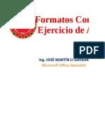 Formato Condicional - Ejercicio de Aplicación.xlsx