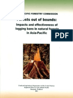 FAO.2001_Forest Logging Ban in Asia Pacific