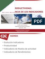 5 Productividad La Importancia de Los Indicadores Carolina Tapia