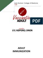 Adult Immunization (1)