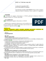 Codul Administrativ Partea VI Si VII