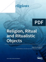 Religion, Ritual and Ritualistic Objects