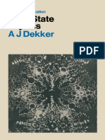 Adrianus J. Dekker (Auth.) - Solid State Physics-Macmillan Education UK (1981)