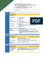FOBE Conference FinalDraft Programme2019oct07