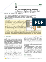 Biofouling Control With Bead-Entrapped Quorum Quenching