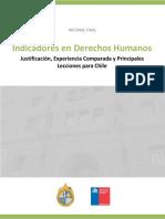 Informe Final Consultoría Subsecretaría DD.HH.
