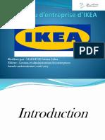 Le Réseau d'Entreprise d'IKEA
