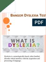 Bangor Dyslexia Test (1).pptx