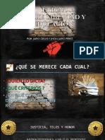 Sandel, Justicia, Cap. 8-10