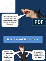 modifiers.ppt