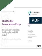Col19 Cloud Costing Comparison and Setup v1
