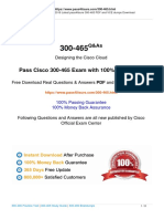2019 Pass4itsure 300-465 Exam Dumps