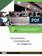 catalogue AMC Produits volucompteur