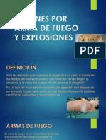 Exposiones del fuego