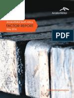 SA Factor Report 2016