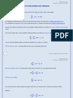 T7.1 Ecuaciones Diferenciales Ordinarias