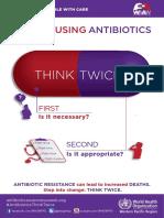 Antibiotics Resistance Think Twice Before Using En